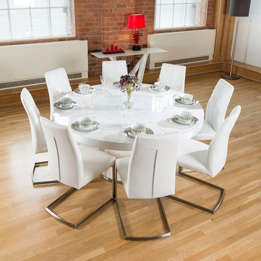 Dining, Table And Dining In Trendy White 8 Seater Dining Tables (Gallery 12 of 25)