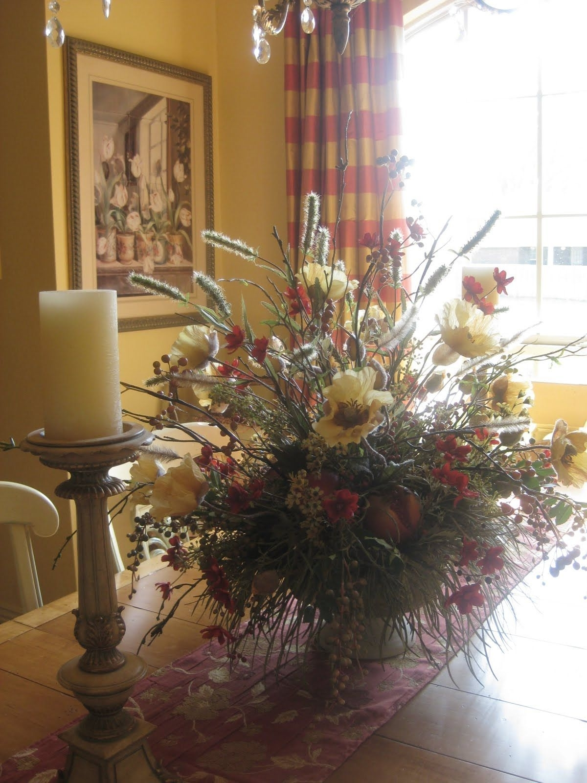 Dining Table Arrangements – Norton Safe Search (Gallery 3 of 25)