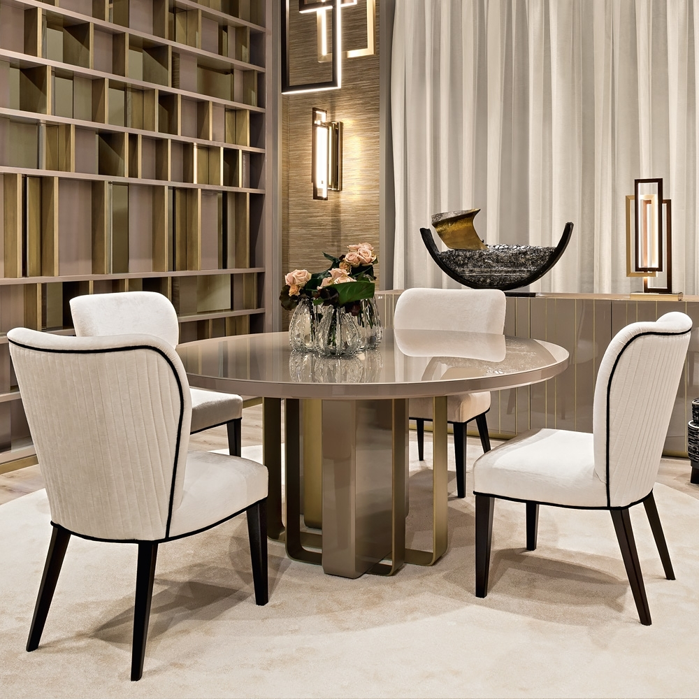 Dining Table Sets Intended For 2017 Dining Table Sets – Exclusive High End Luxury (View 6 of 25)