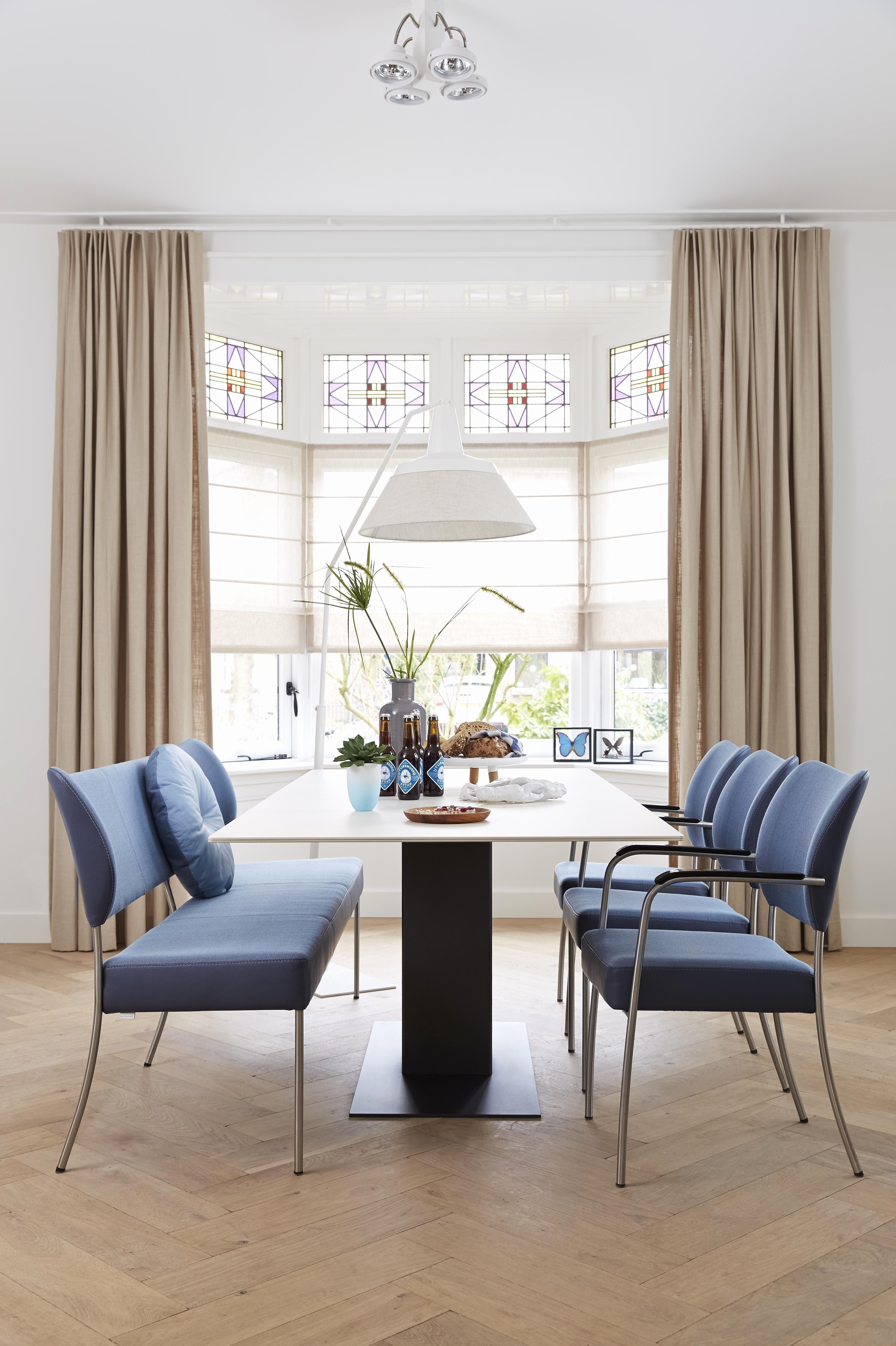 Dining Table With Six Chairs Beautiful 34 Unique Kitchen Tables With Intended For 2018 Dining Tables For Six (View 21 of 25)