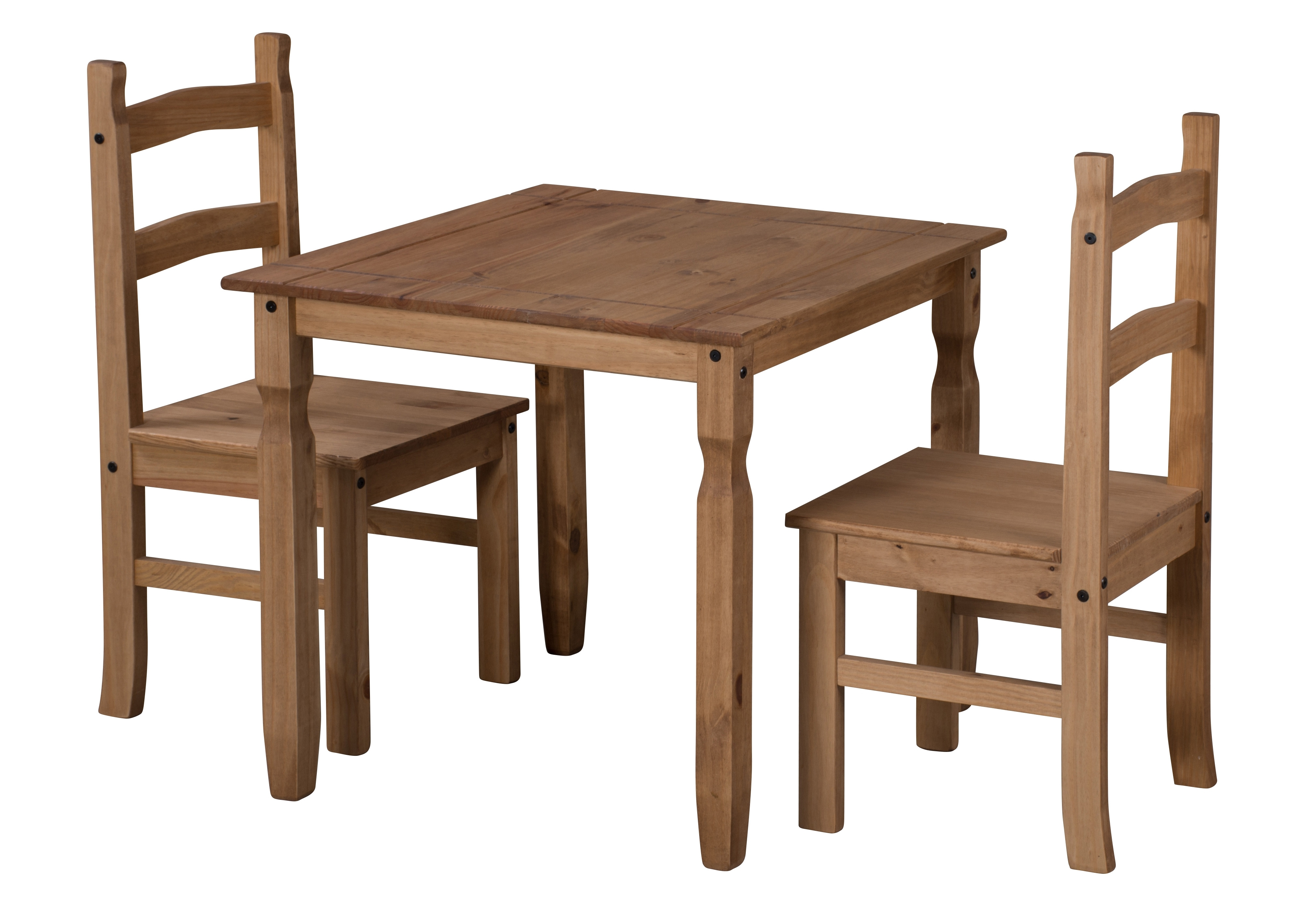 Dining Tables And 2 Chairs For Most Recently Released Corona Rio Dining Table & 2 Chairs (View 6 of 25)