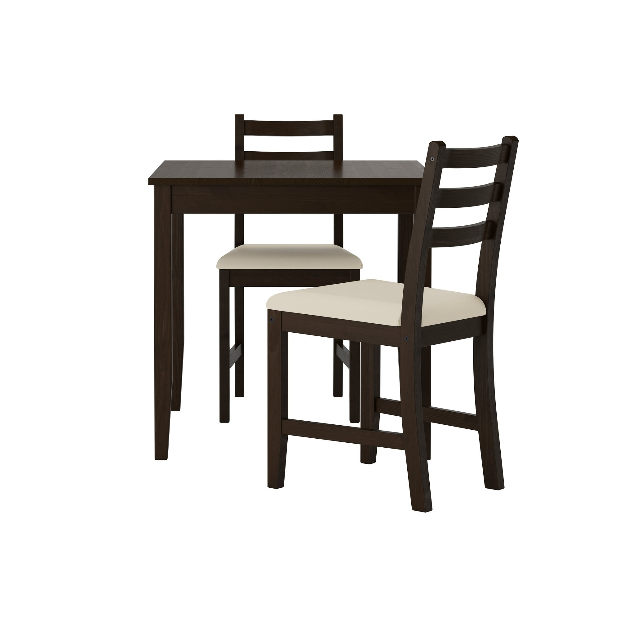 Dining Tables And 2 Chairs Throughout 2018 Lerhamn Table And 2 Chairs – Ikea (View 7 of 25)