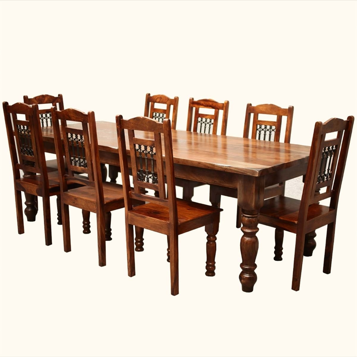 Dining Tables And 8 Chairs Sets regarding Famous 8 Chair Dining Table Sets Gallery Dining, Dining Table Set 8 Chairs