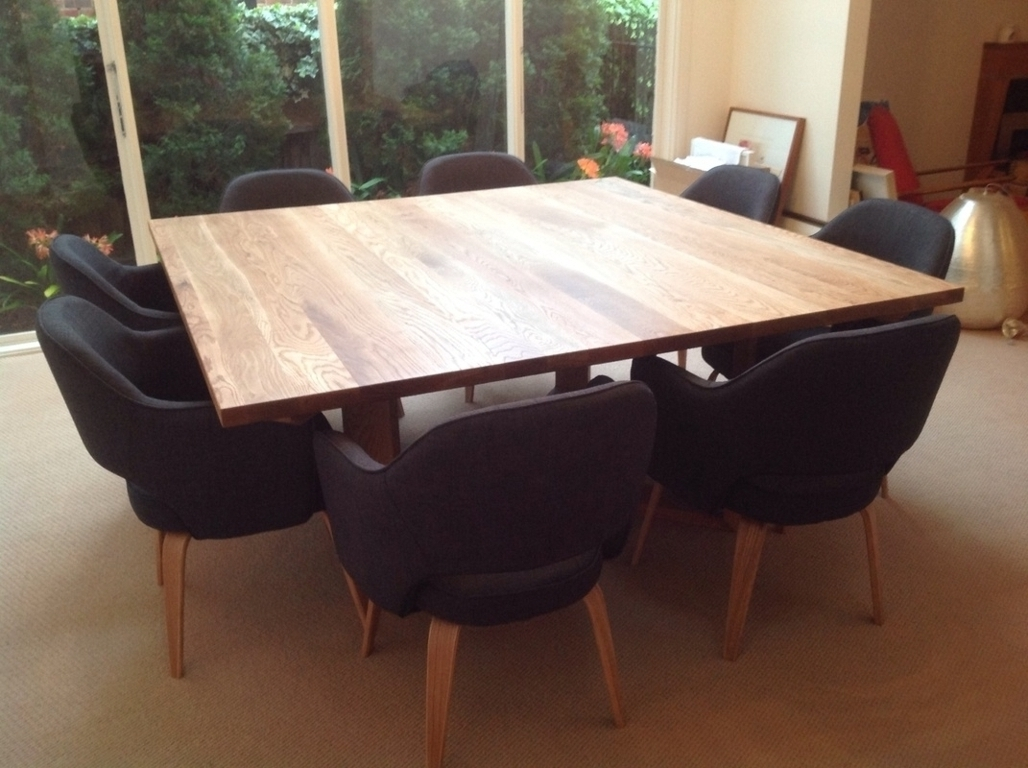 Dining Tables. Awesome Extendable Square Dining Table: Extendable throughout Widely used Square Extendable Dining Tables And Chairs