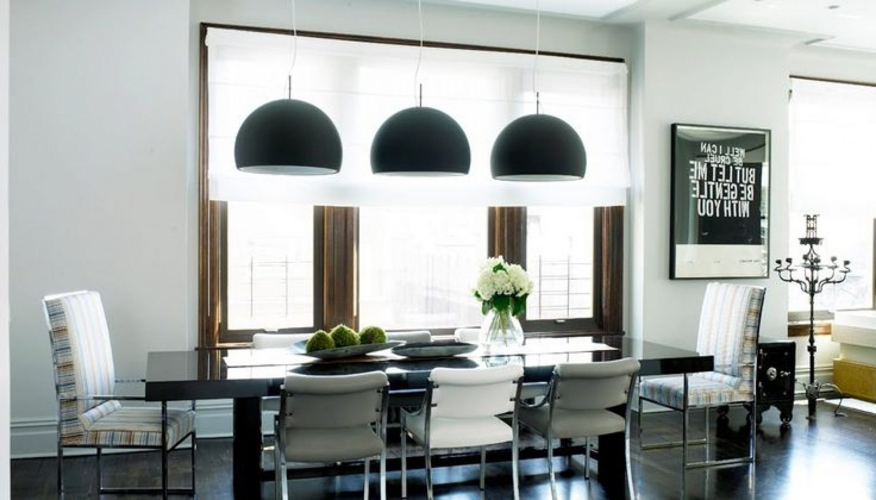 Dining Tables Ceiling Lights pertaining to Latest Pendant Lighting For Dining Room – Design For Comfort