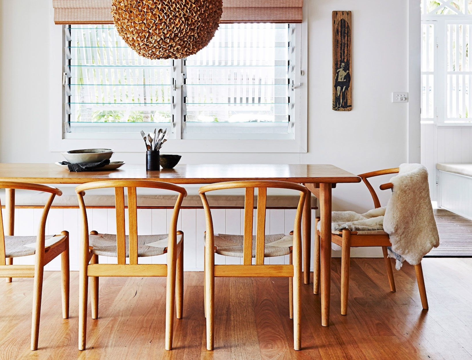 Dining Tables For Eight pertaining to Current 8 Design Professionals On Their Favorite Dining Tables