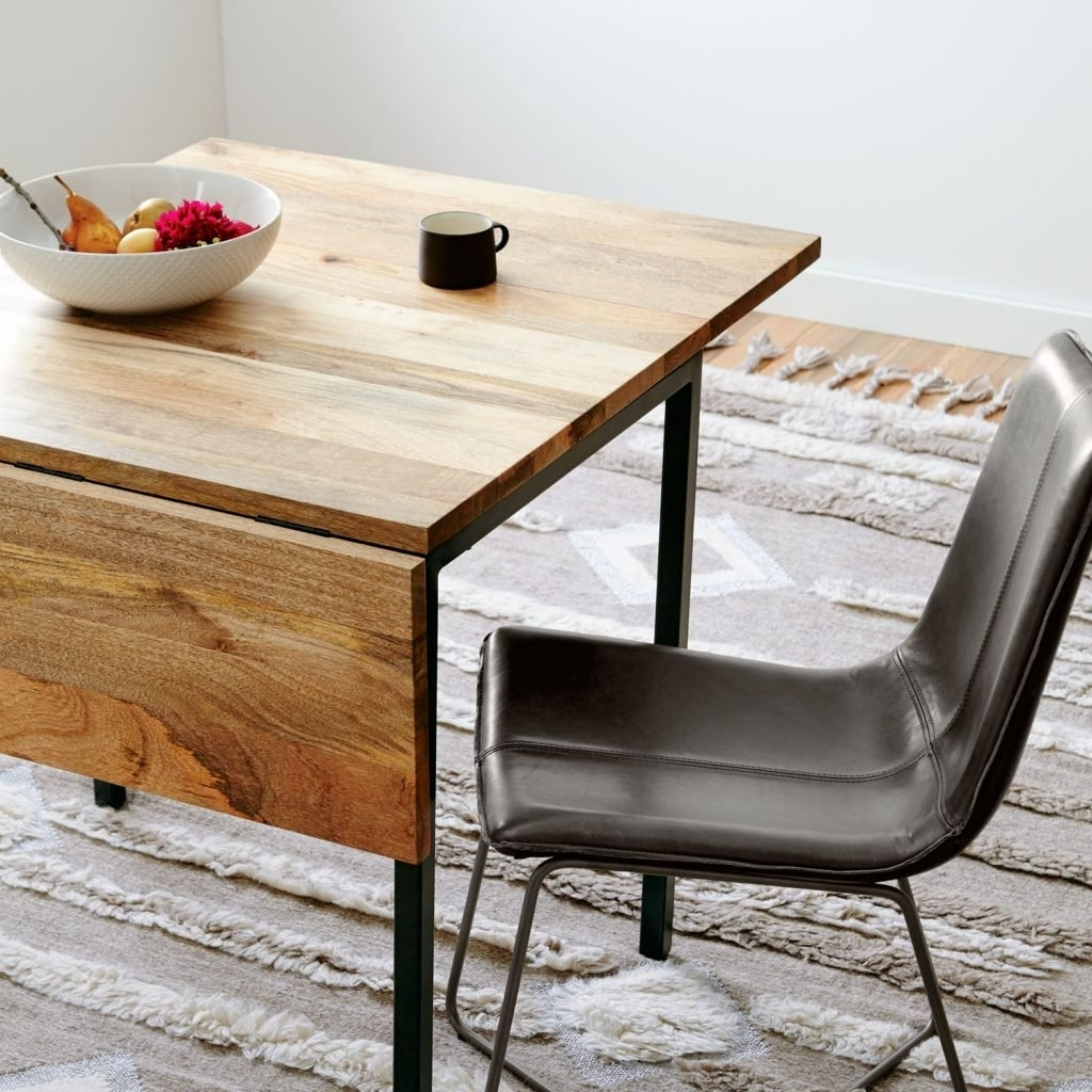 Dining Tables For Tiny Spaces – The Furniture Co In Most Recent Dining Tables With 2 Seater (View 7 of 25)