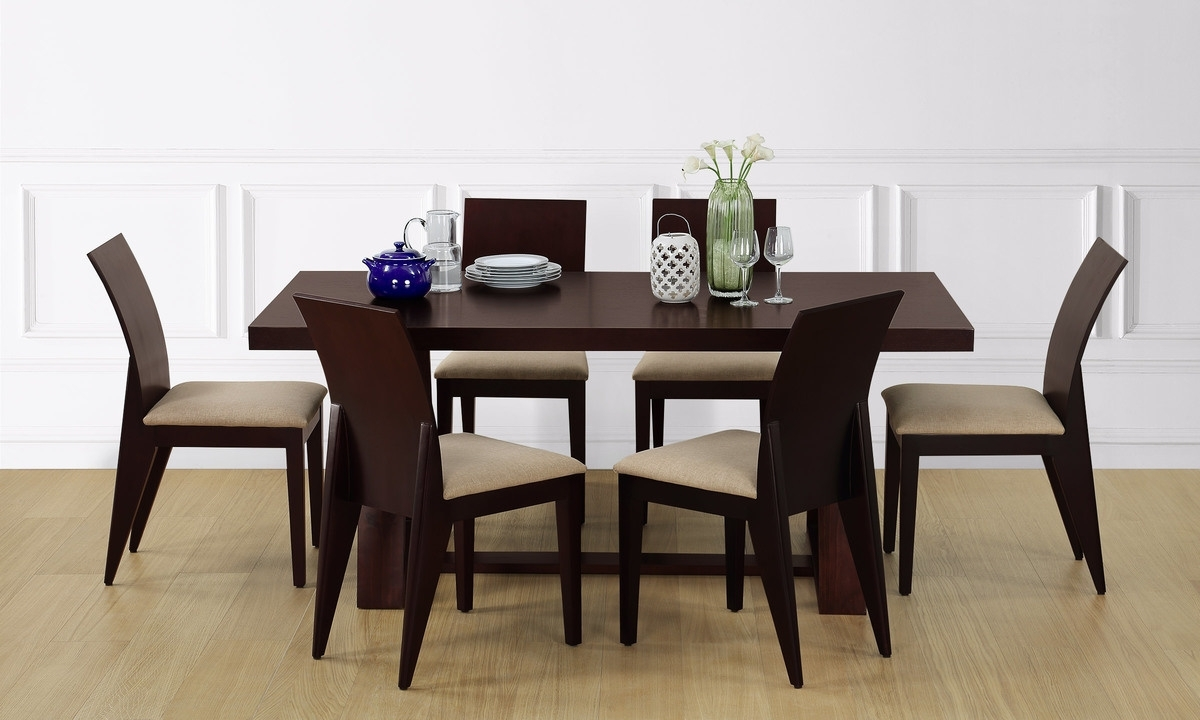 Dining Tables Ideas Inside Nice Dining Inside 6 Seater Dining Tables (Gallery 20 of 25)