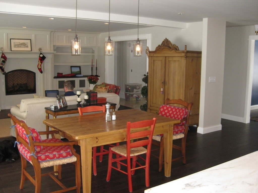 Dining Tables Lighting With Most Up To Date Lighting Over Kitchen Table Cheap Pendant Lights Island Spotlights (View 9 of 25)
