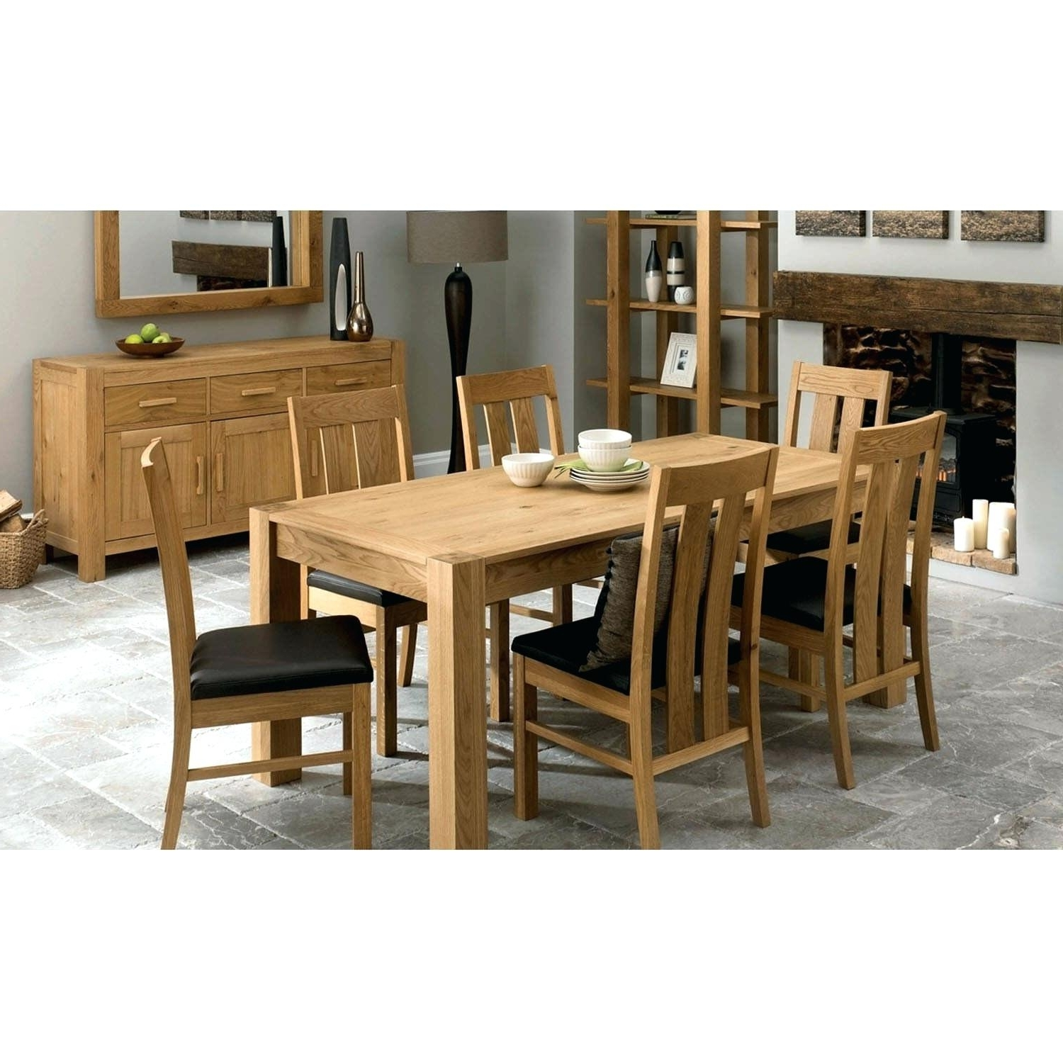 Dining Tables: Lyon Dining Table (View 6 of 25)