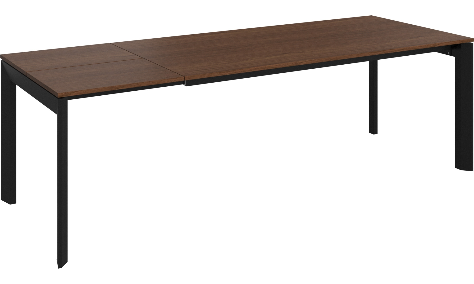 Dining Tables – Lyon Table With Supplementary Tabletop – Boconcept Throughout Famous Lyon Dining Tables (View 8 of 25)