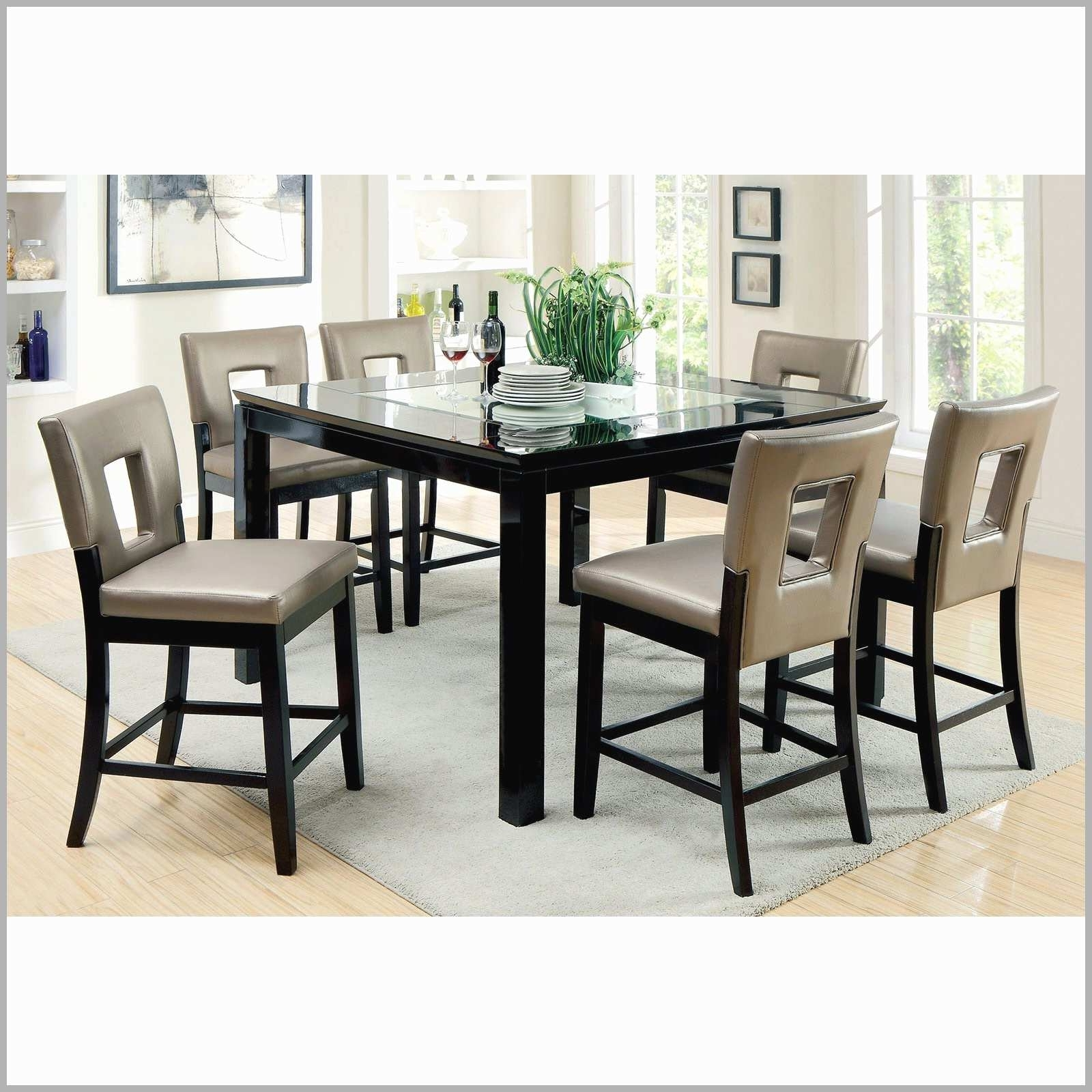 Dining Tables Seats 8 Inside Latest Round Dining Room Table Seats 8 Fresh 8 Person Square Dining Table (Gallery 25 of 25)