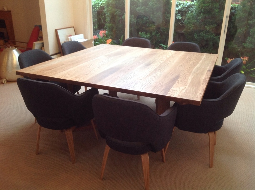 Dining Tables Seats 8 Pertaining To Preferred Great Dining Table Large Square Dining Table Seats 10 21 Best Dining (View 11 of 25)