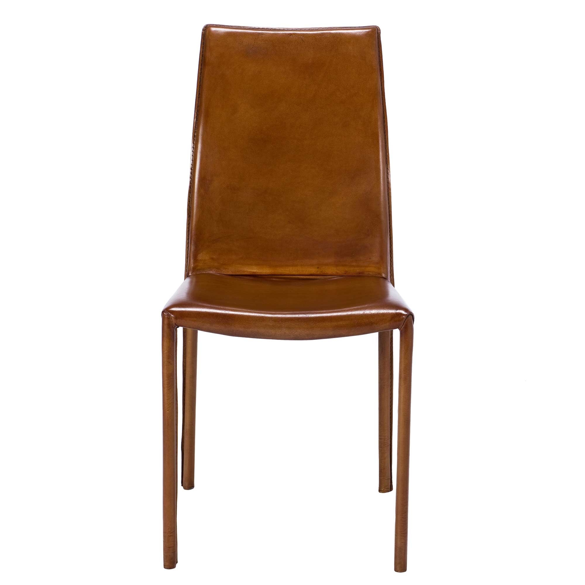 Dining Throughout Most Popular Leather Dining Chairs (View 4 of 25)