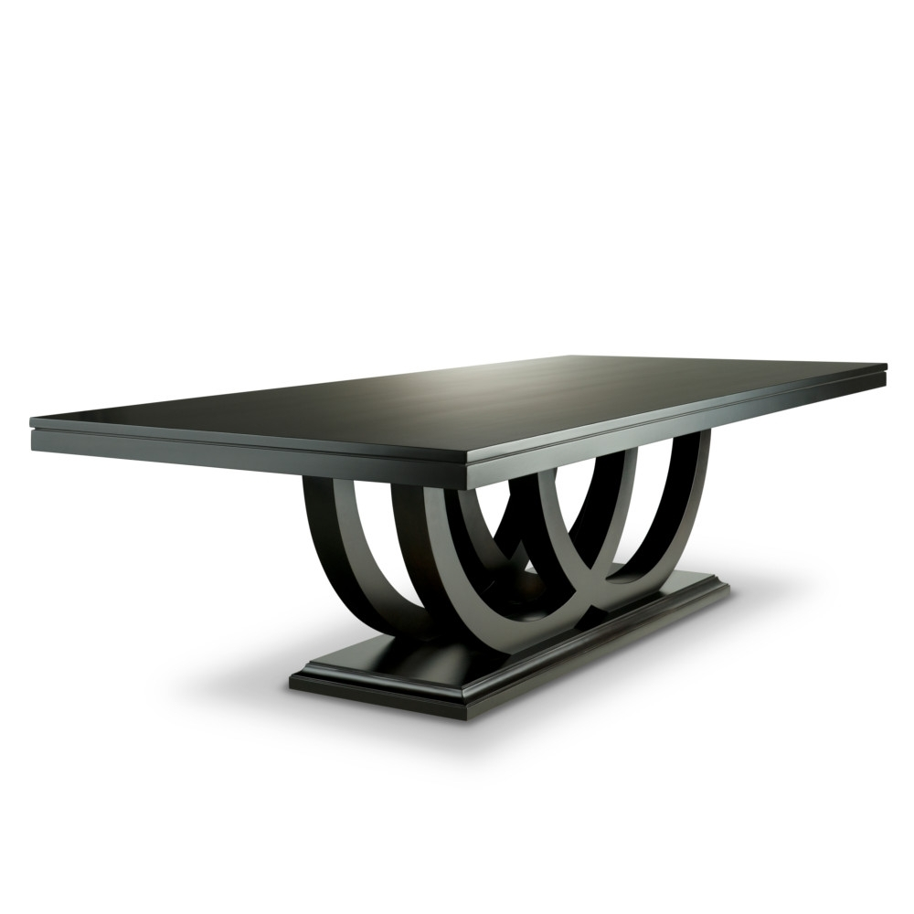 Double Metro Dining Table Inside Well Known Metro Dining Tables (Gallery 19 of 25)