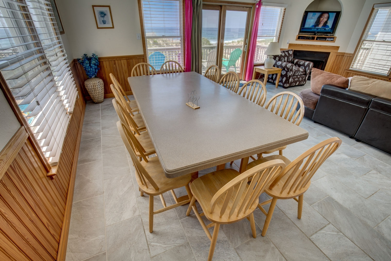Dream Weaver Ii – Nags Head Vacation Rentals – Outer Banks Blue With Regard To Preferred Weaver Ii Dining Tables (View 21 of 25)