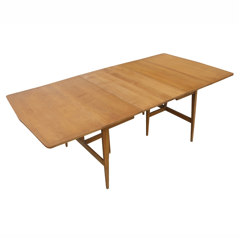 Drop Leaf Extendable Dining Table : Modern Kitchen Furniture Photos With Well Liked Drop Leaf Extendable Dining Tables (Gallery 1 of 25)
