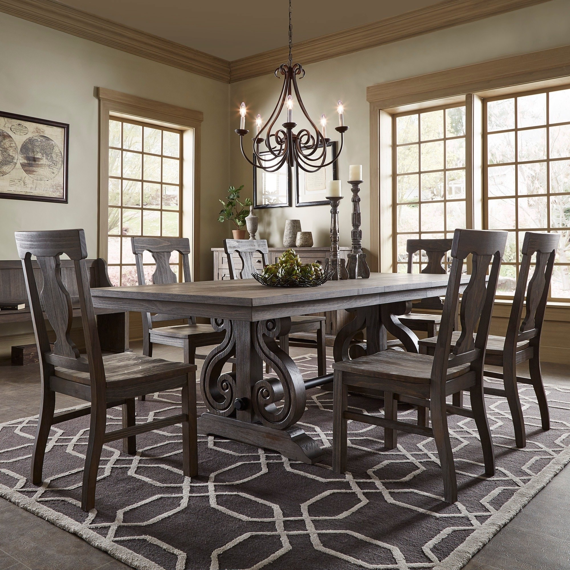 Ebay With Extending Dining Table Sets (View 5 of 25)