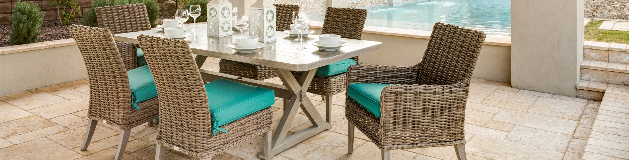 "Ebel Portofino 42"" X 84"" Rectangular Dining Table - Weathered with regard to Fashionable Laurent Rectangle Dining Tables"