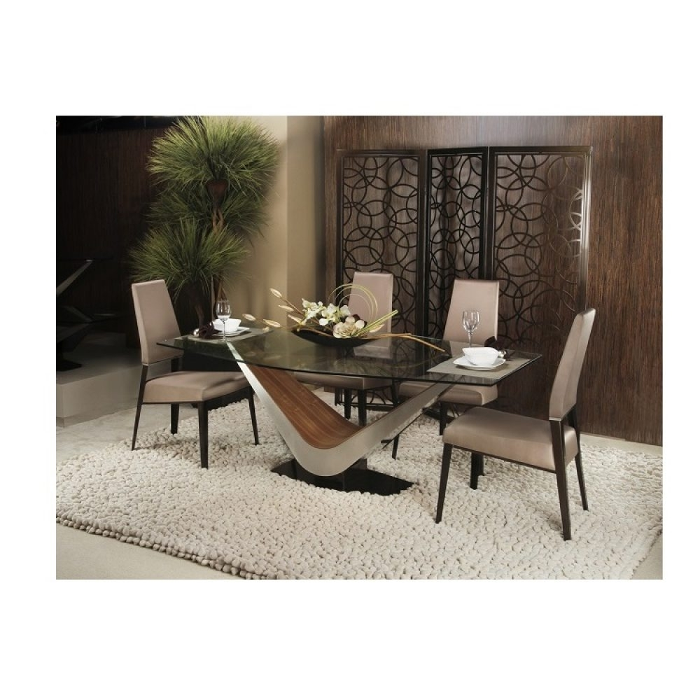 Elite Victor Dining Group At Decorum Furniture (View 7 of 25)
