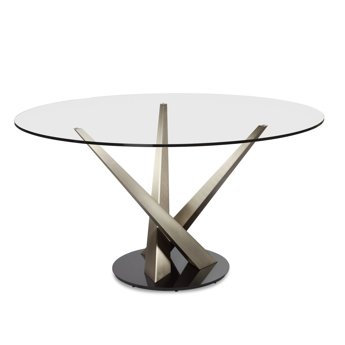 Elitemodern Crystal Dining Table (View 14 of 25)