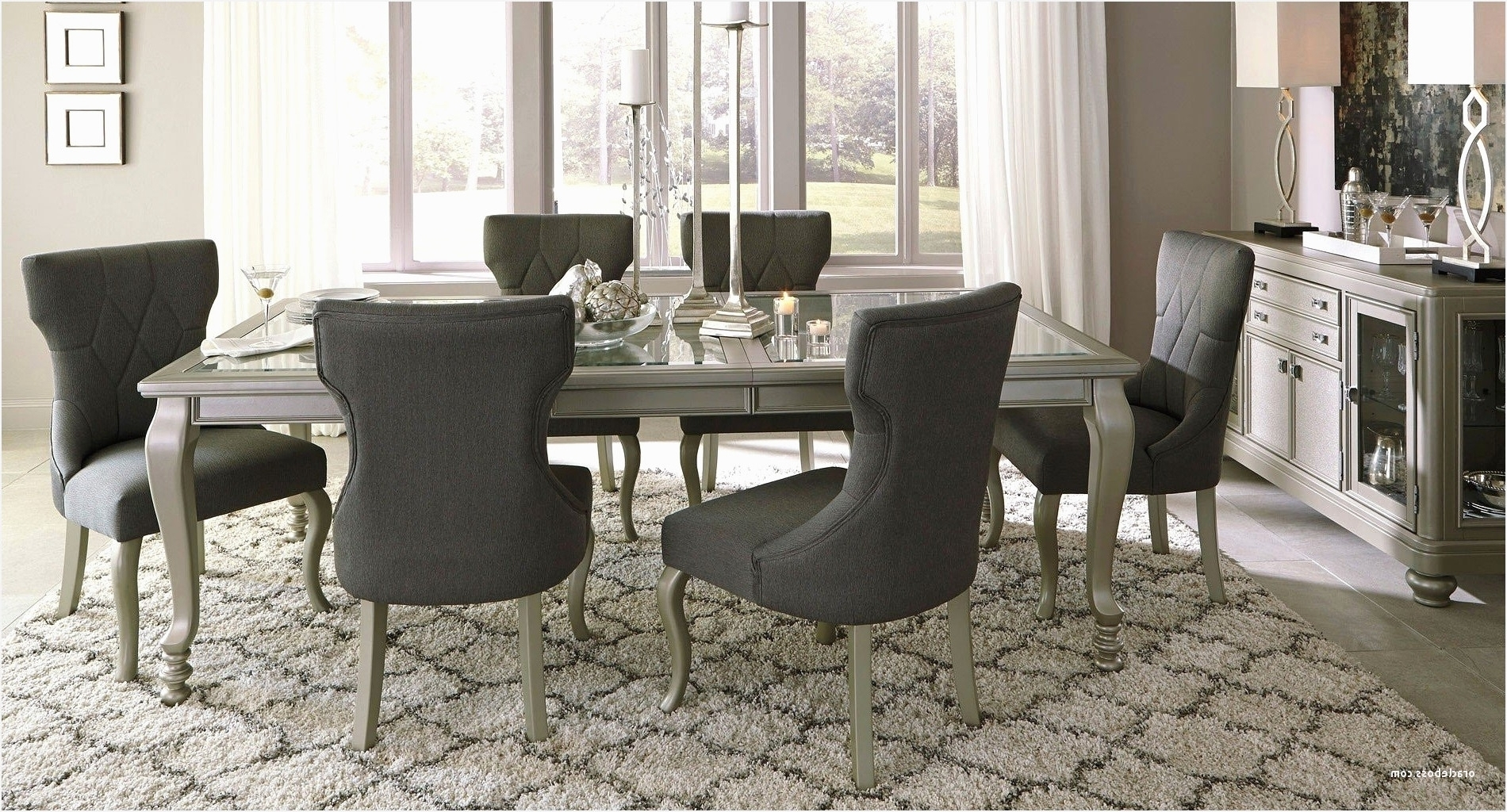 Engaging Grand Dining Room At Chapleau Extension Dining Table for Favorite Chapleau Extension Dining Tables