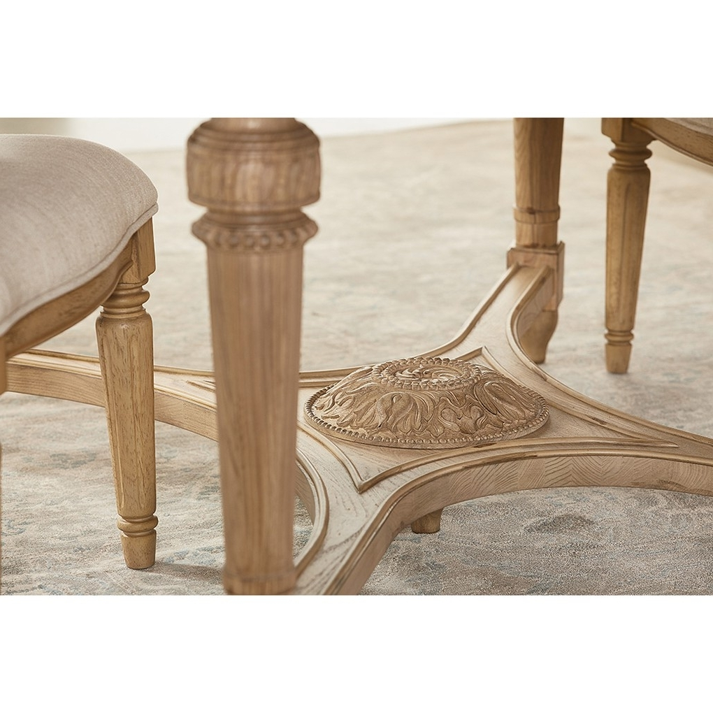 English Country Oval Dining Table – Tables – Magnolia Home (View 6 of 25)