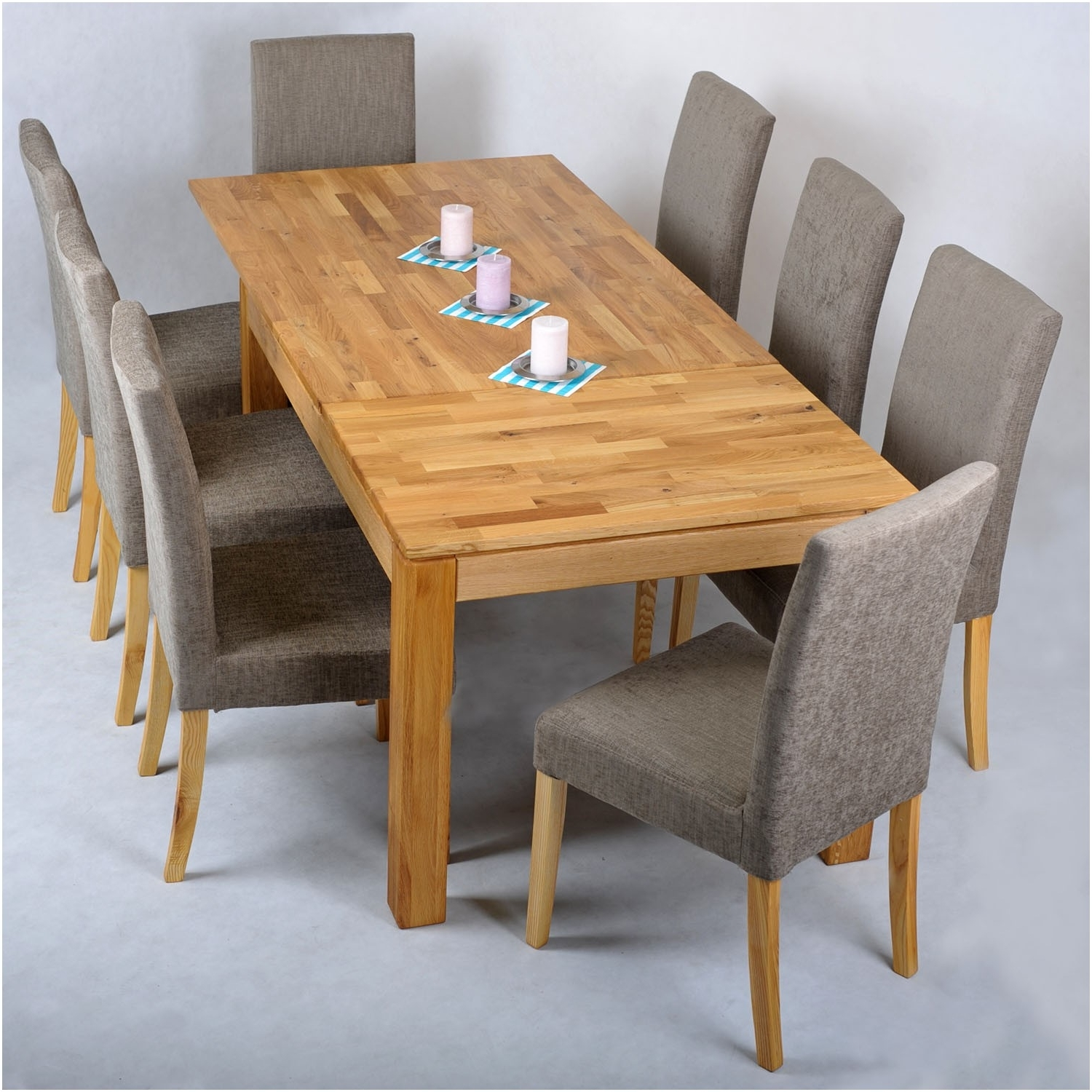 Ericamchristensen With Famous Oak Extending Dining Tables And Chairs (View 3 of 25)