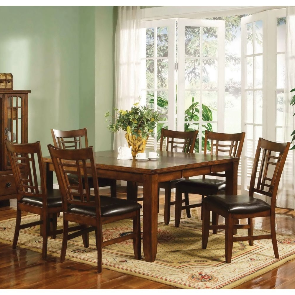 Eureka Square Dining Table & Chairslifestyle California (View 10 of 25)