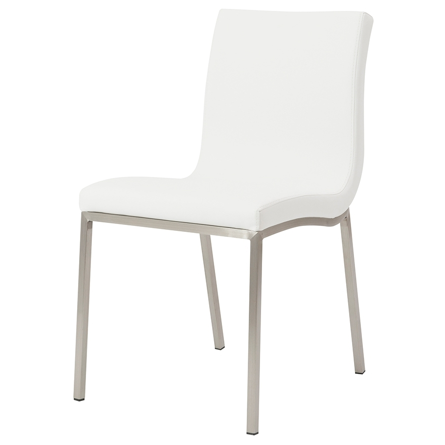Eurway Furniture pertaining to White Dining Chairs