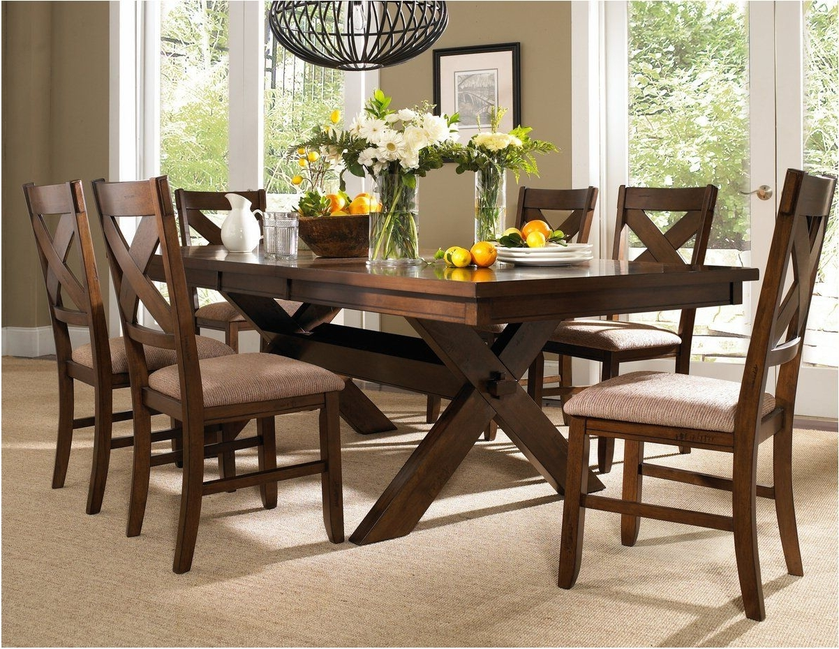 Excellently 97 Dining Room Set For 6 6 Seater Dining Room Sets Regarding Recent Round 6 Seater Dining Tables (View 5 of 25)
