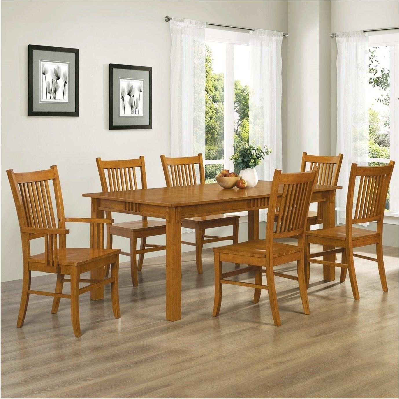 Excellently Elegant Black Dining Sets With 6 Chairs 23 Table And Within Most Popular 6 Seat Dining Tables (Gallery 25 of 25)
