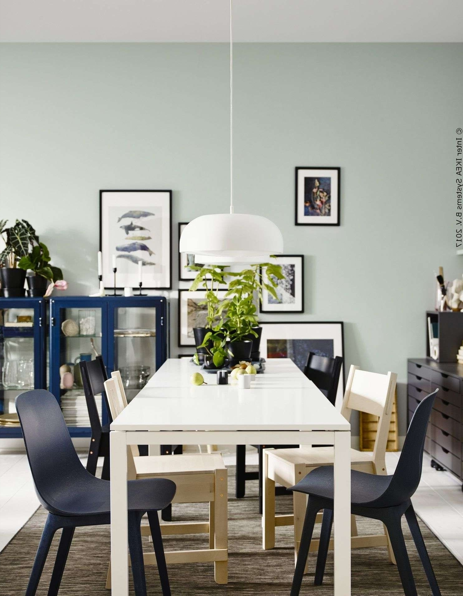 Extendable Dining Room Tables And Chairs Intended For Trendy Extendable Dining Tables For Small Spaces Inspirational White Round (View 10 of 25)