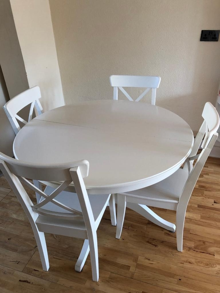 Extendable Dining Table And 6 Chairs (View 20 of 25)