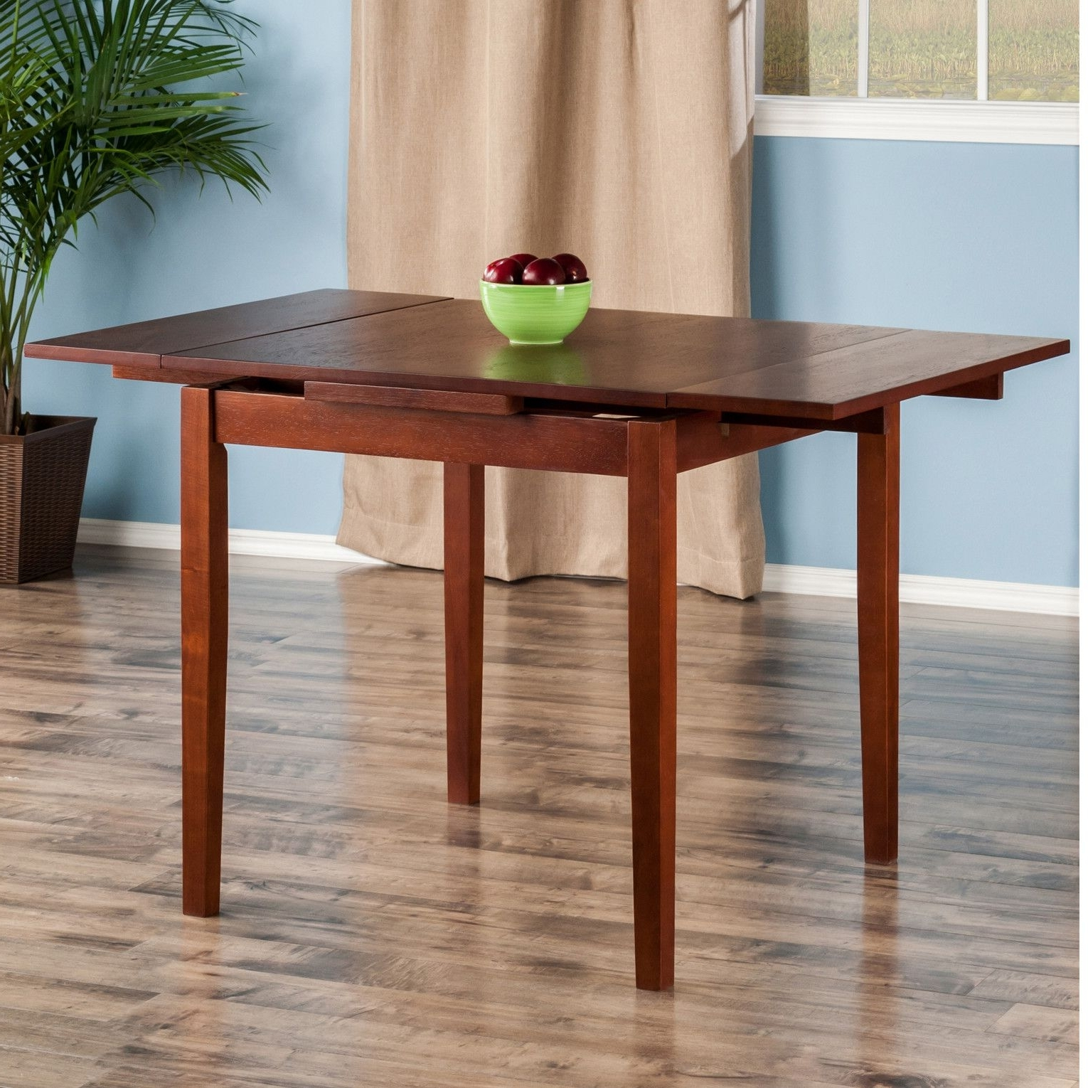 Extendable Dining Table, Butcher With Regard To Square Extendable Dining Tables And Chairs (View 10 of 25)