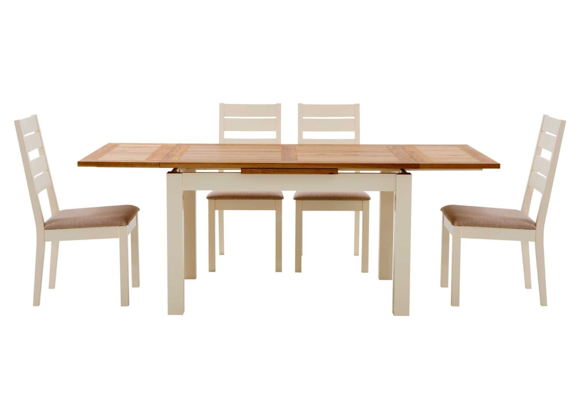 Extendable Dining Tables And 4 Chairs Within Popular An Extending Dining Table Would Be Really Useful (View 14 of 25)