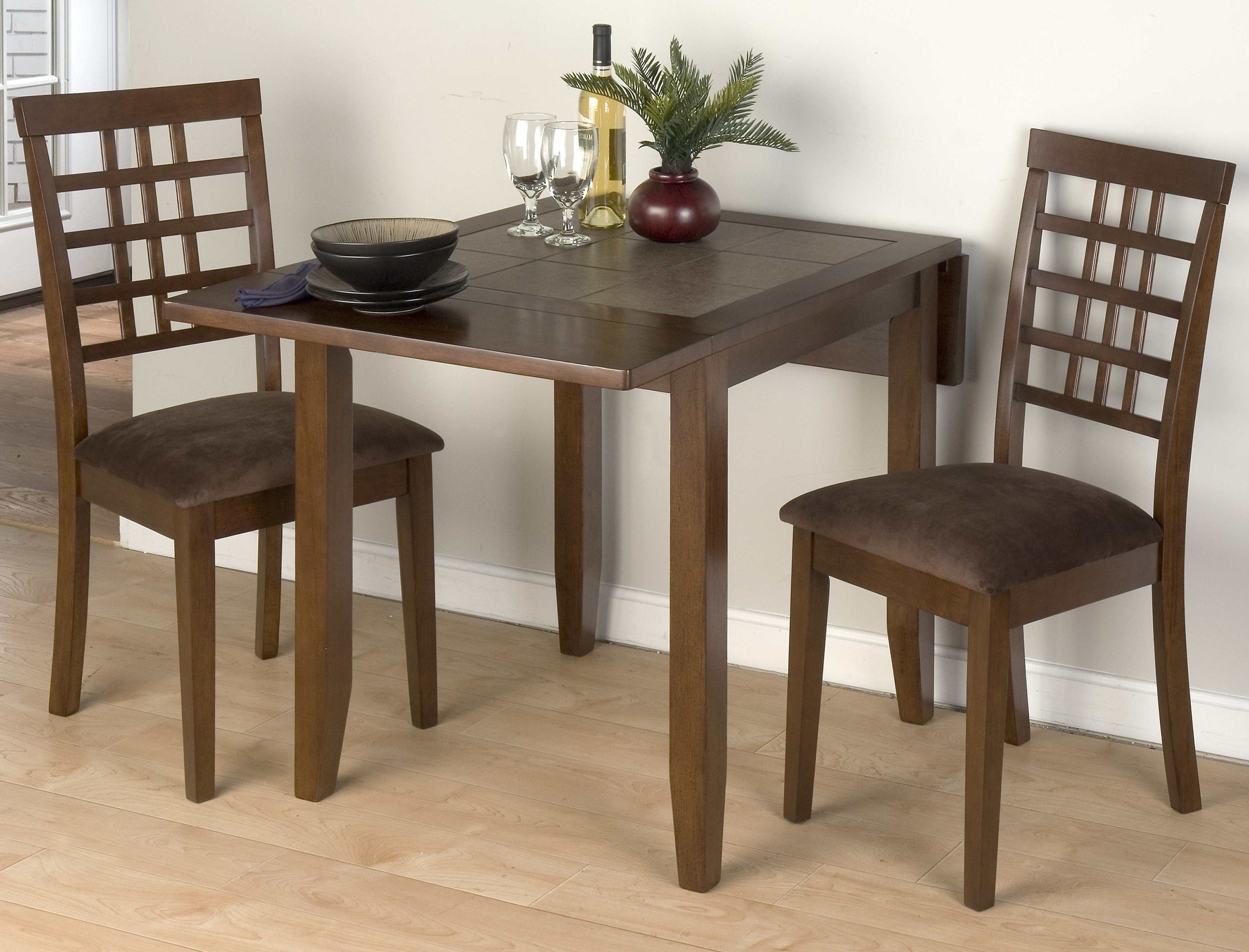Extendable Dining Tables For Small Spaces Awesome Wood And Metal in Current Extendable Dining Tables And Chairs