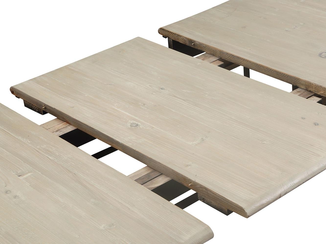 Extendable Farmhouse Dining Table