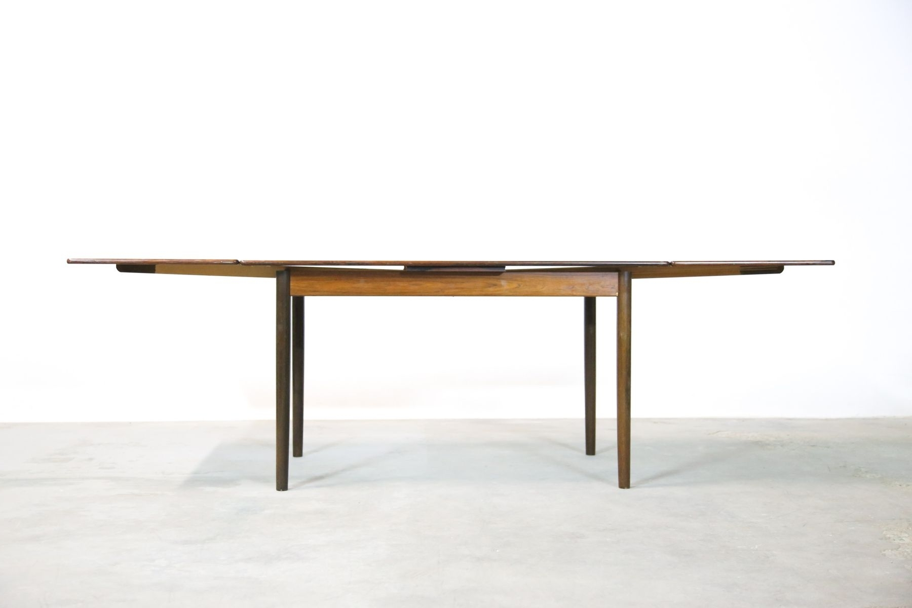 Extendable Model 145 Rio Rosewood Dining Tablewilly Sigh For With 2018 Rio Dining Tables (View 7 of 25)