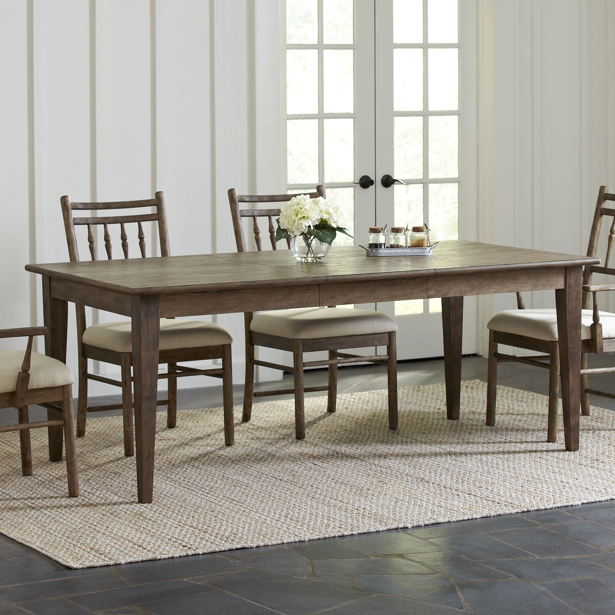 Extended Dining Tables And Chairs for Popular Birch Lane™ Derrickson Extending Dining Table