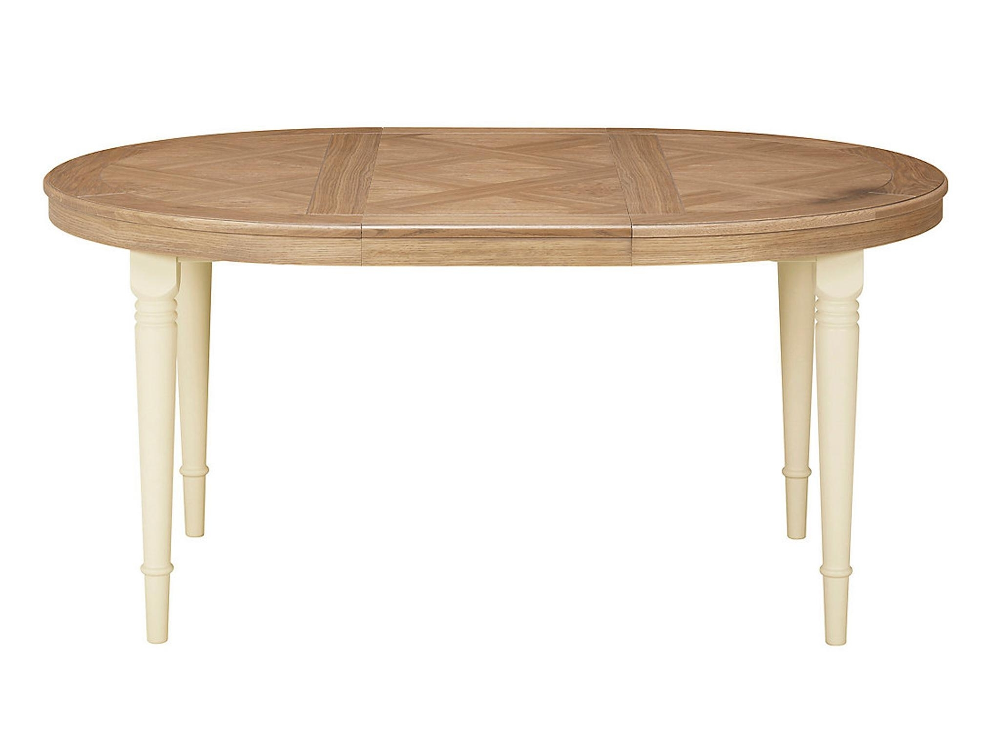 Extended Round Dining Tables within Fashionable 10 Best Extendable Dining Tables