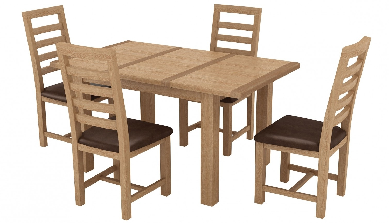 Extending Dining Table And Chairs Within Popular Extending Dining Table Set 150/ (View 22 of 25)