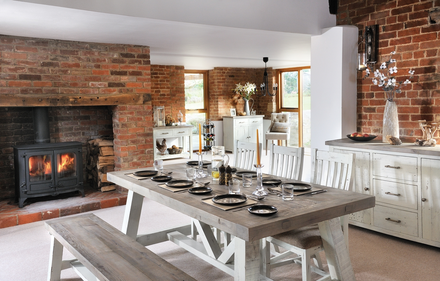 Extending Dining Tables And Chairs Within Favorite Langton End Extending 200Cm Dining Table – Style Our Home (Gallery 24 of 25)