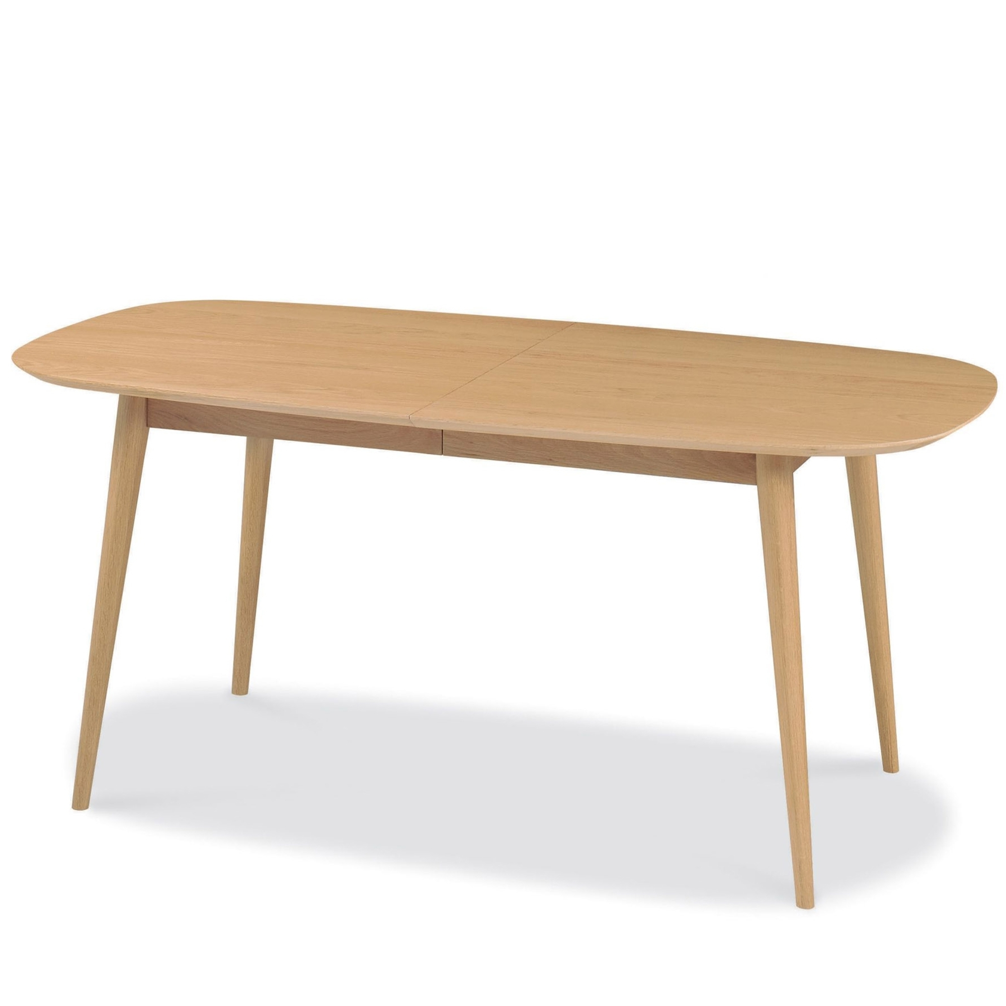 Extending Dining Tables With Well Known Cookes Collection Norway Oak Extending Dining Table – Dining (View 10 of 25)