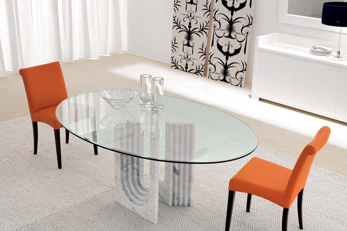 Extending Marble Dining Tables In Newest Seats Transparent Room Set White Amazing Extending Chairs Gloss (Gallery 15 of 25)