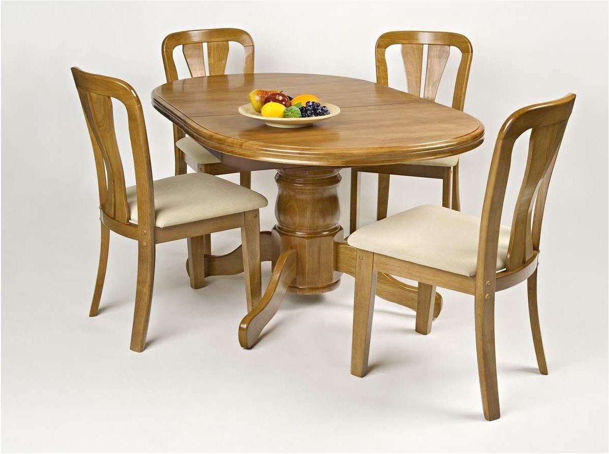 Extraordinary Wood Dining Tables Wood Dining Table 4 Chairs Tables T With Regard To Recent Wooden Dining Sets (Gallery 9 of 25)