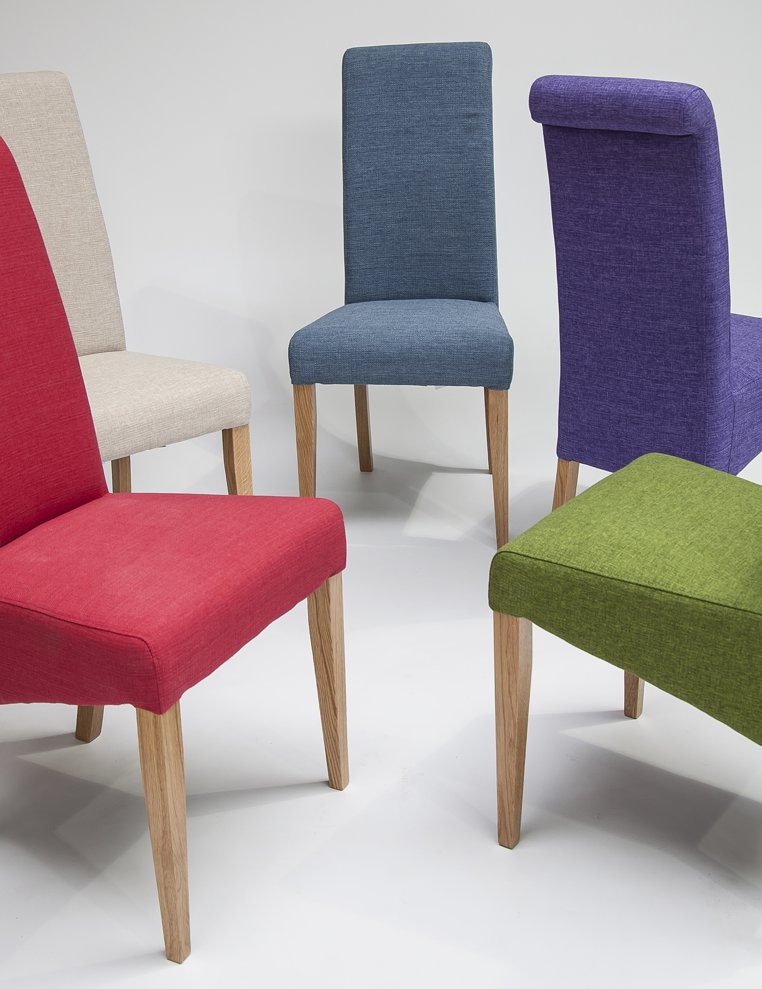 Fabric Dining Chairs Color : Cozy And Stylish Fabric Dining Chairs In Recent Fabric Dining Chairs (View 15 of 25)