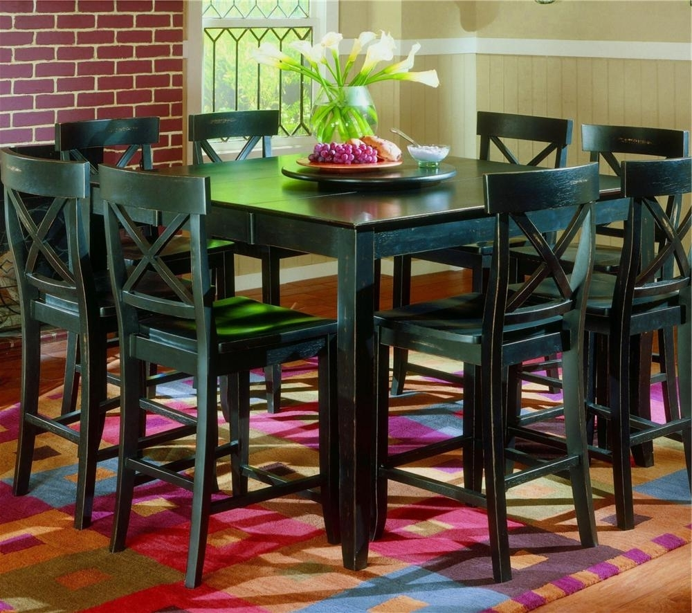 Famous Hamilton Dining Tables Pertaining To Hamilton & Spill Sonoma Counter Height Gathering Table (View 13 of 25)