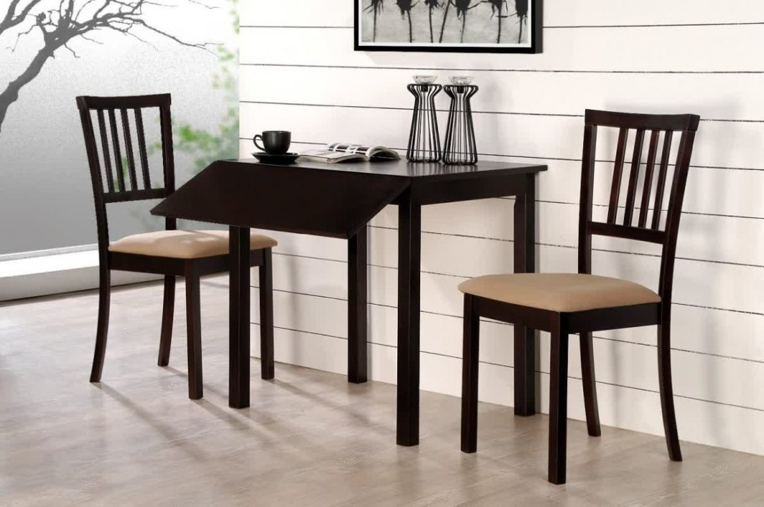 Famous Kitchen Table And Chairs Small For Rent 2 Tables Sets Pedestal Small Regarding Dining Table Sets For  (View 13 of 25)