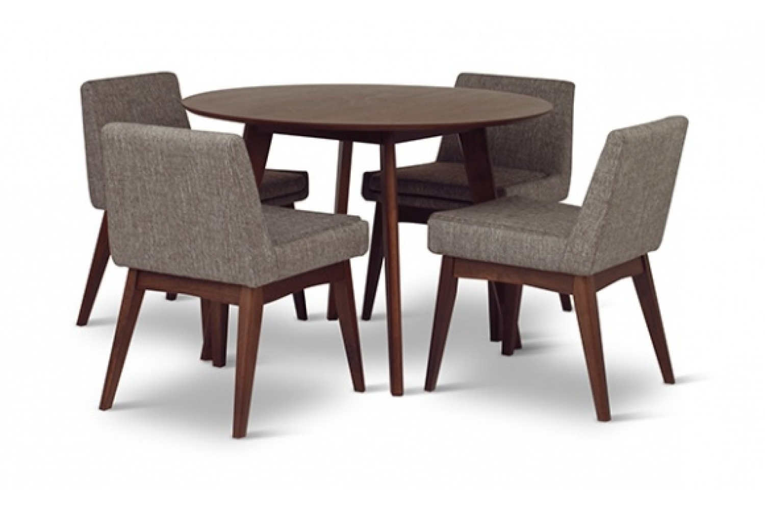 Famous Leon Round Table – English Within Leon Dining Tables (View 4 of 25)